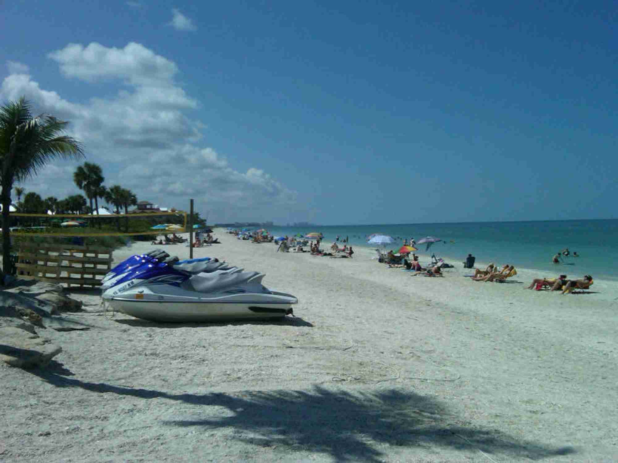 Bonita Beach is only 180 seconds away!