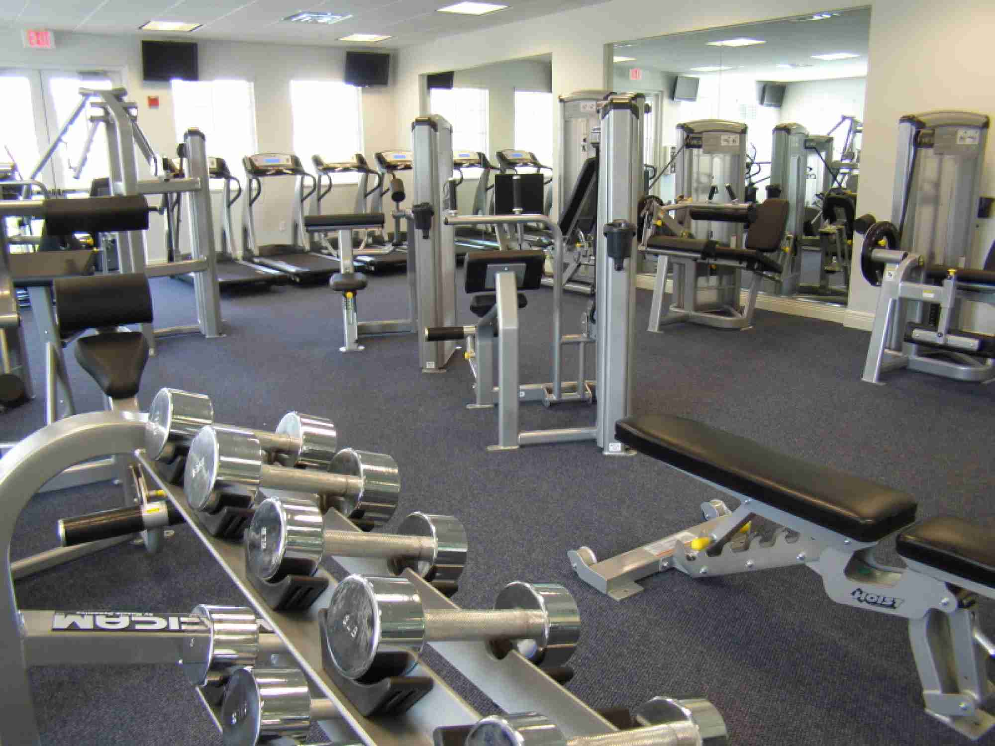 Fabulous Fitness Center!